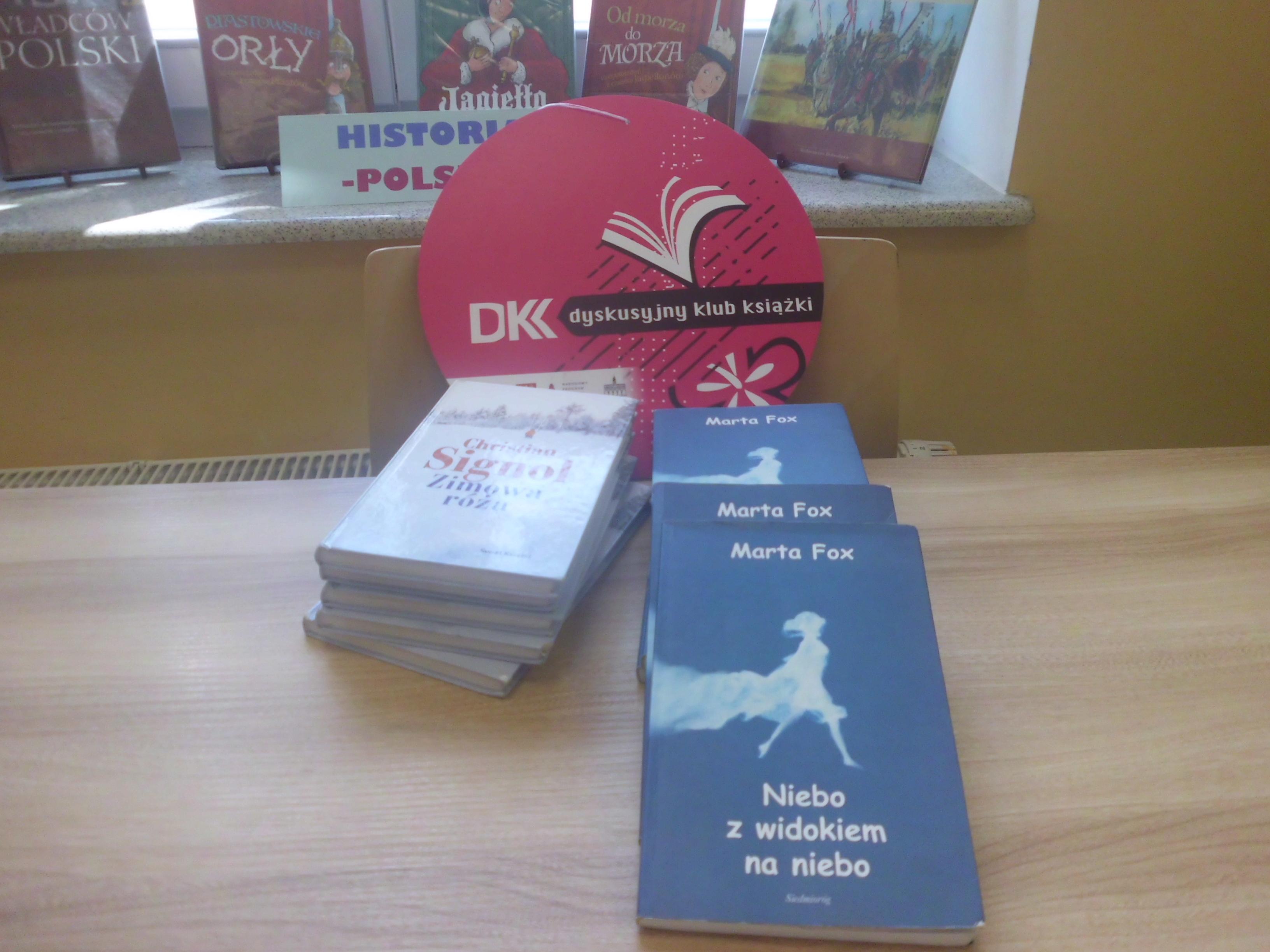O poezji…i nie tylko podczas majowego spotkania DKK