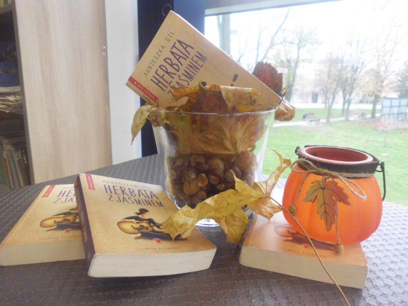 """""""Herbata z jaśminem"""" w lubawskim klubie książki"""