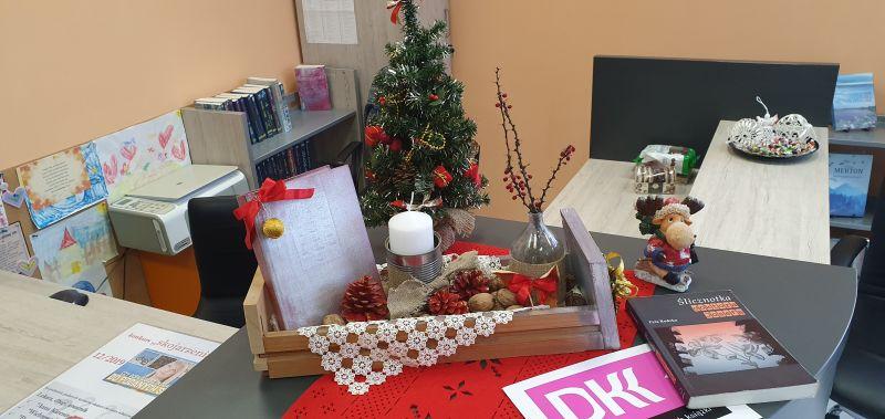Mikołajkowe spotkanie DKK dla dorosłych