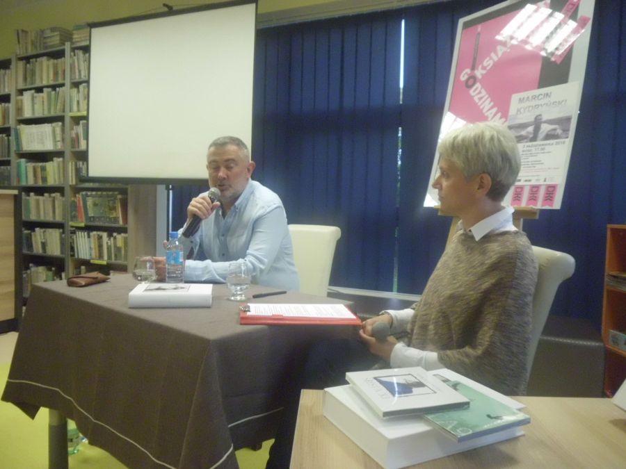 Podróże po Afryce z Marcinem Kydryńskim w lubawskiej bibliotece