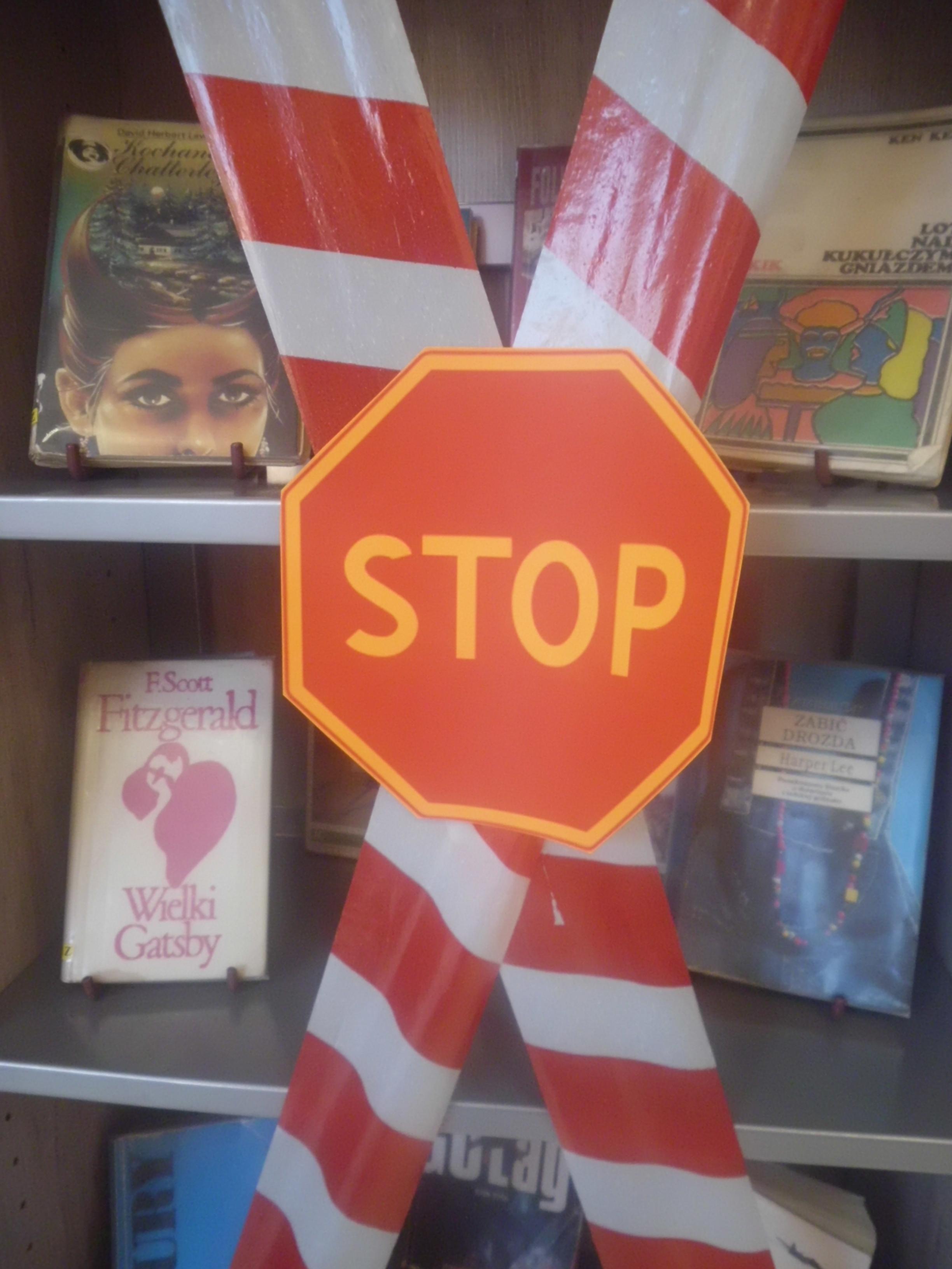 Tydzień zakazanych książek w Miejskiej Bibliotece Publicznej w Lubawie